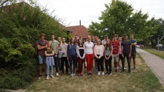 Erasmus+ Parképítő Dánia