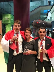 EuroSkills 2021 Graz - Kertépítő Európai Bajnokság